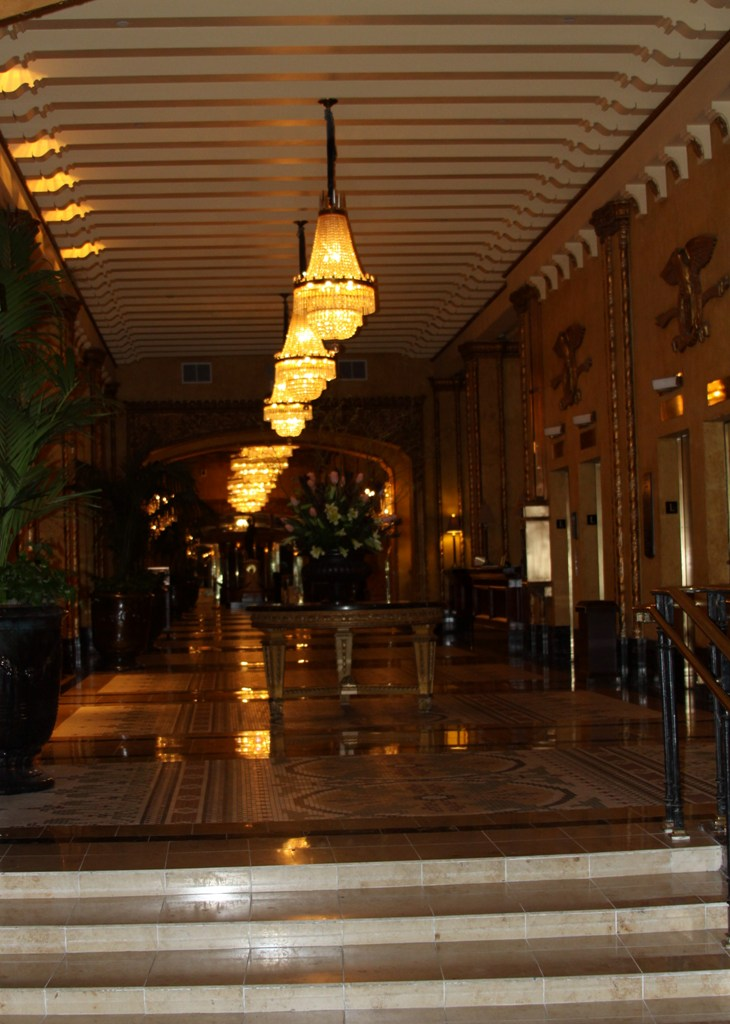 New Orleans: The Roosevelt Hotel