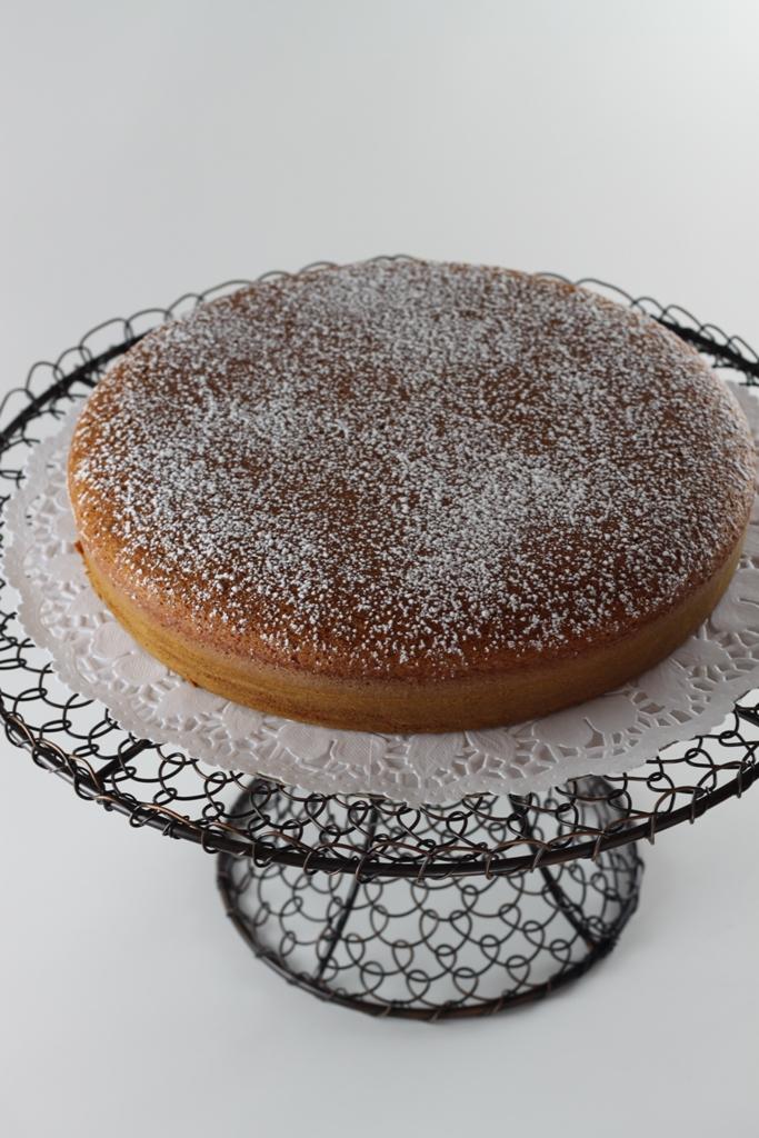 Olive Oil Cake | One Vanilla Bean