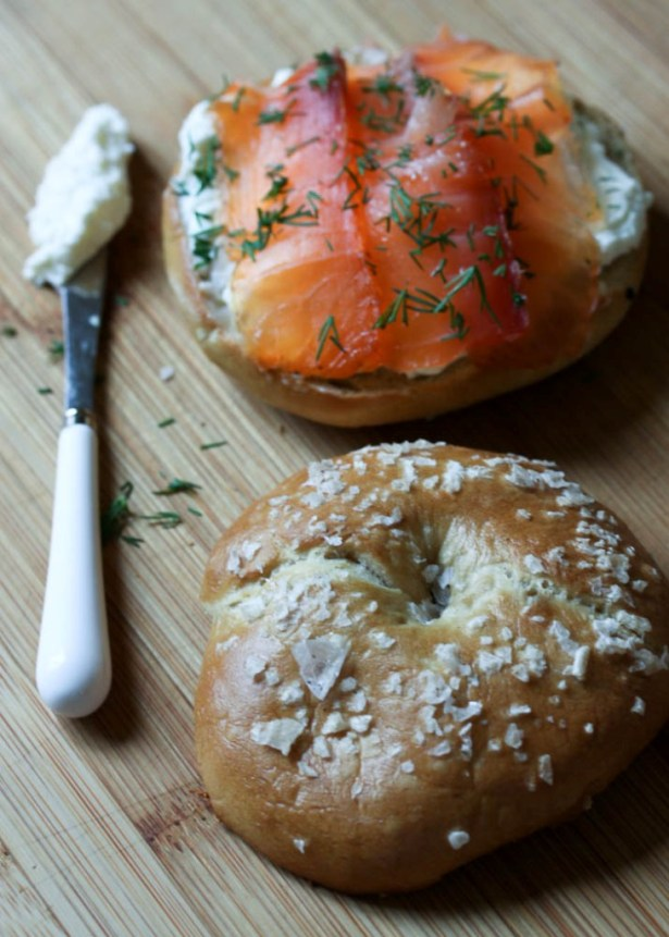 ... Smoked Salmon and an Entirely Home-made Breakfast | One Vanilla Bean