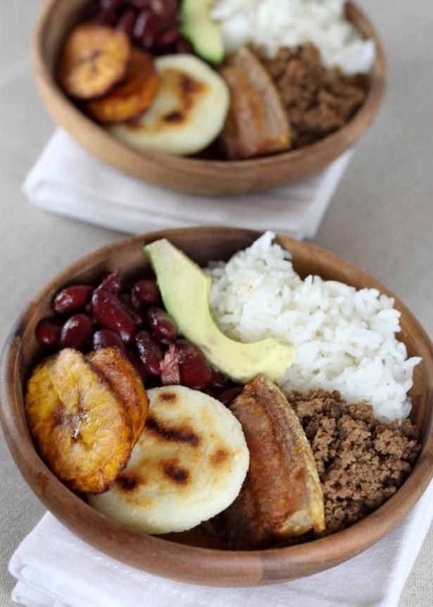 Bandeja Paisa | One Vanilla Bean