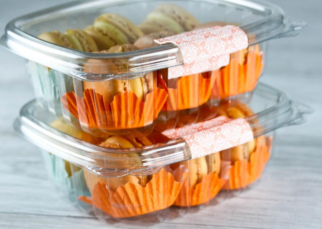 ... Macaron Day Macarons . Go check out everyone's fun and creative