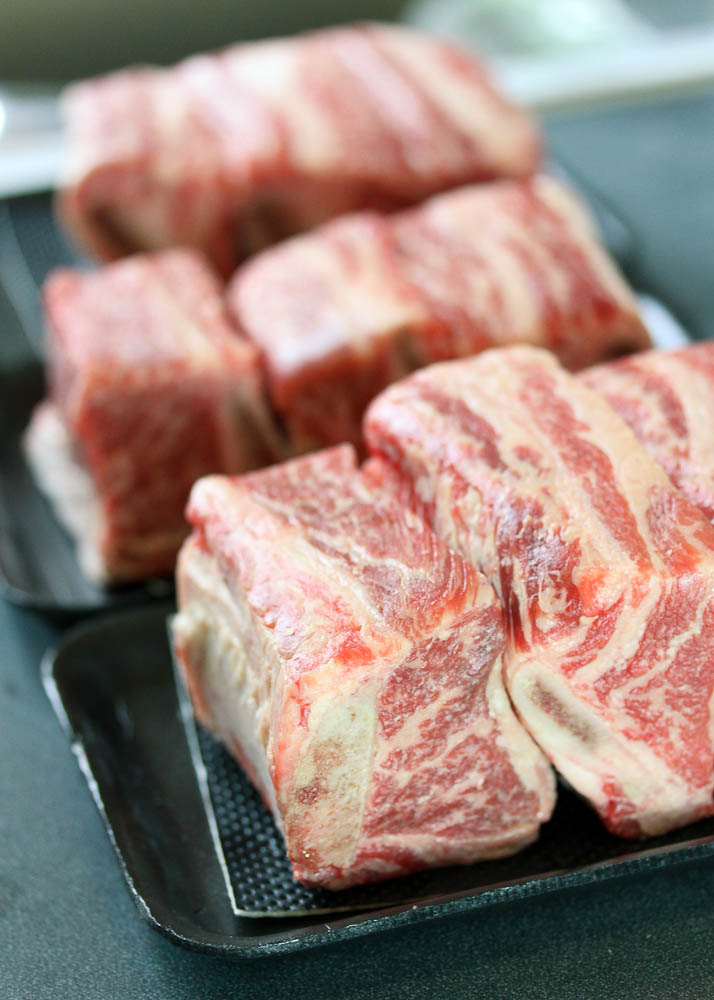 Meaty Short Ribs