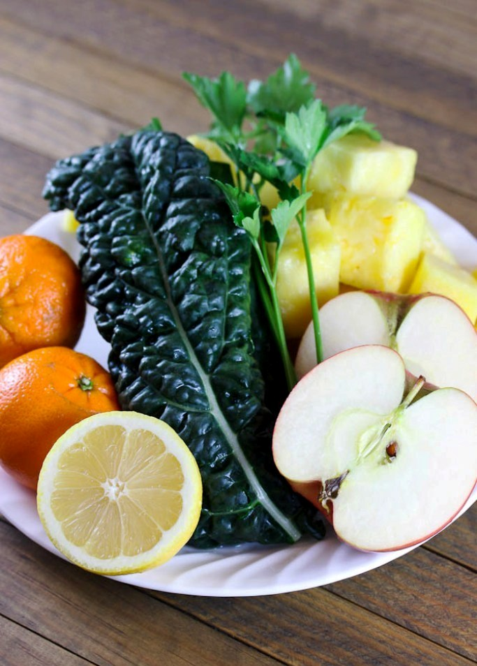 green juice ingredients 2