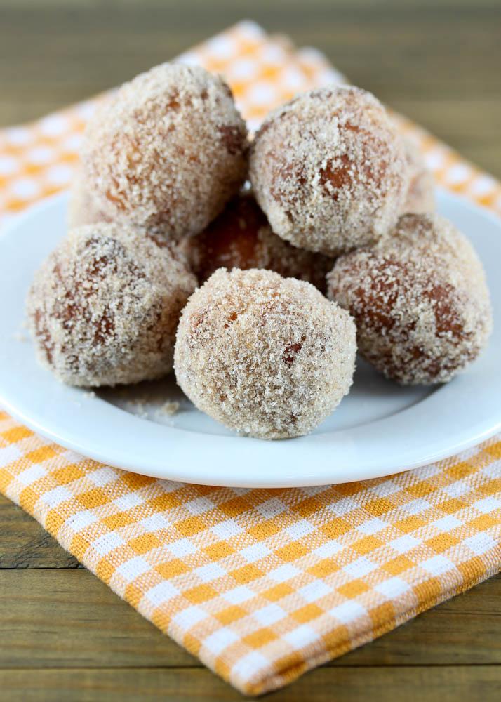 Cinnamon Sugar Holes 1