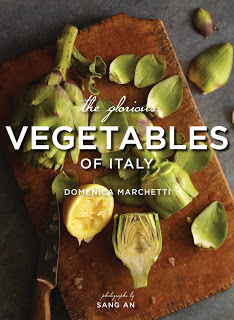 Glorious Vegetables of Italy cover