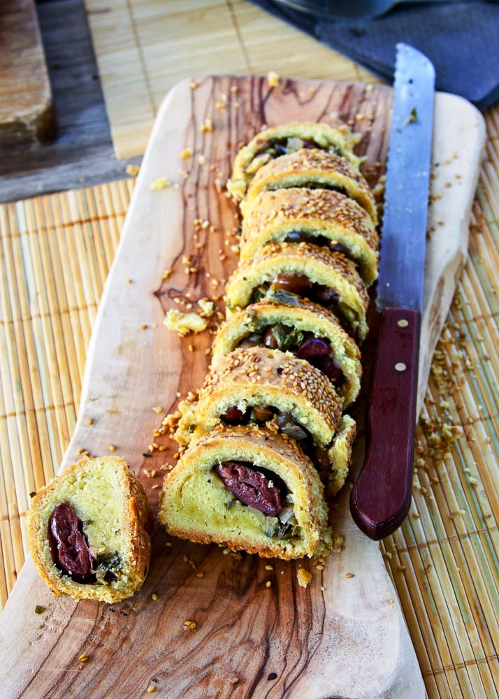 Olive Oil and Orange Rolls