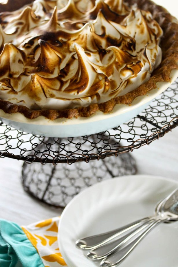 Pumpkin Meringue Pie 1