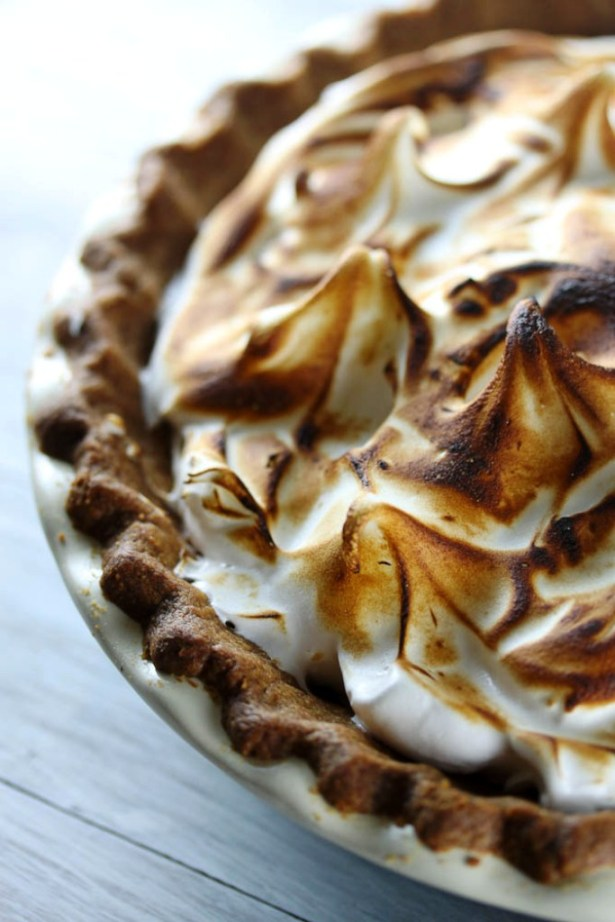 Pumpkin Meringue Pie 3