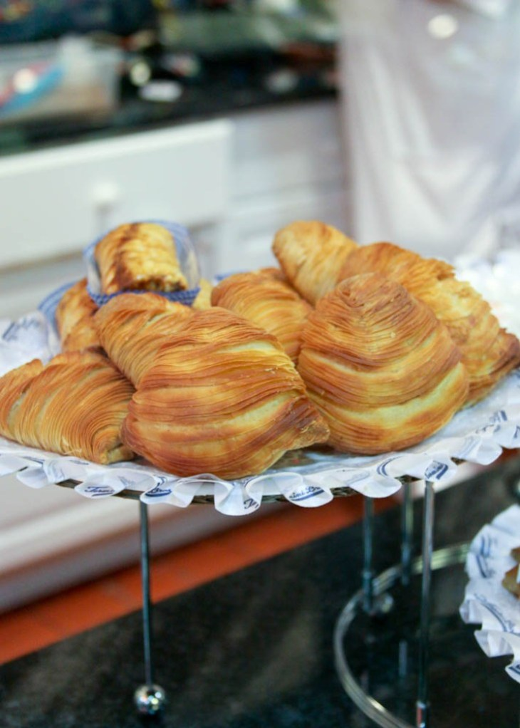 Sfogliatelle at Reading Terminal Market