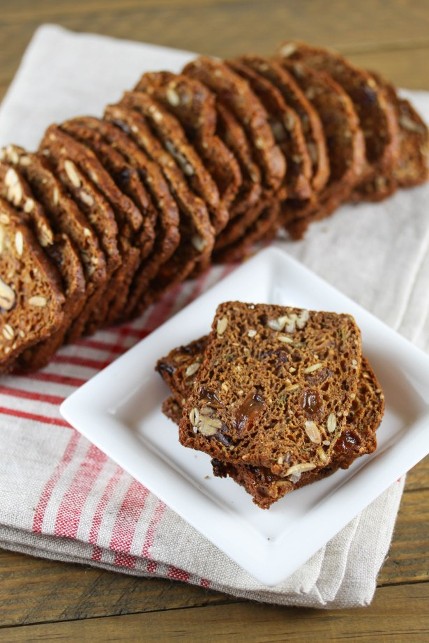 Rosemary pecan and raisin crisps-4