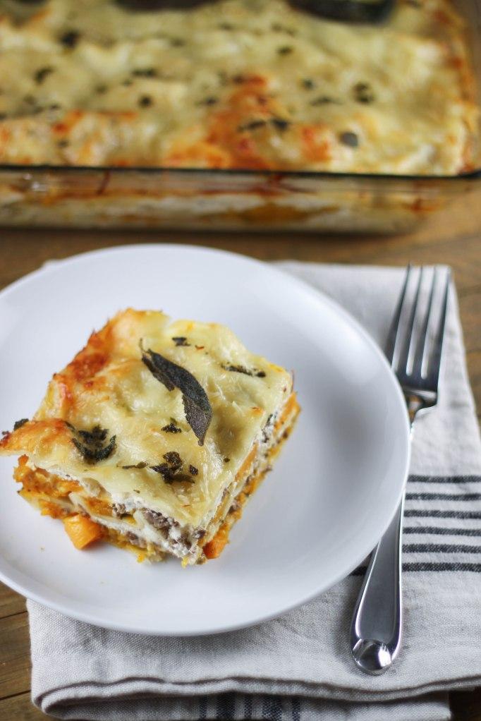 Butternut Squash Lasagna-3