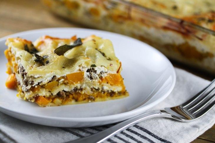 Butternut Squash Lasagna-4