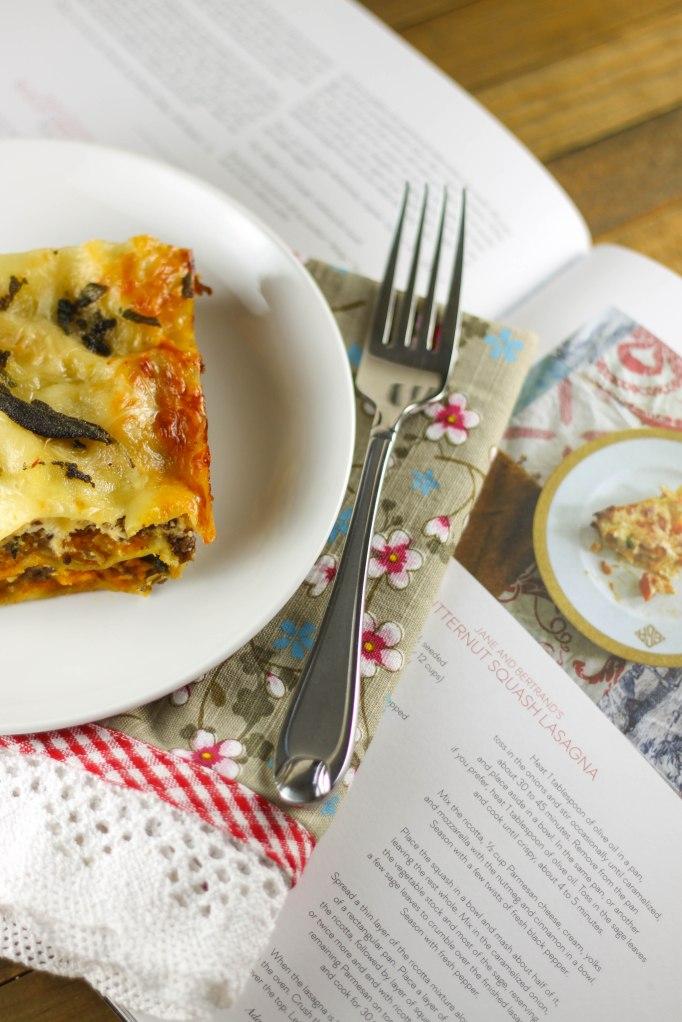Butternut Squash Lasagna-5