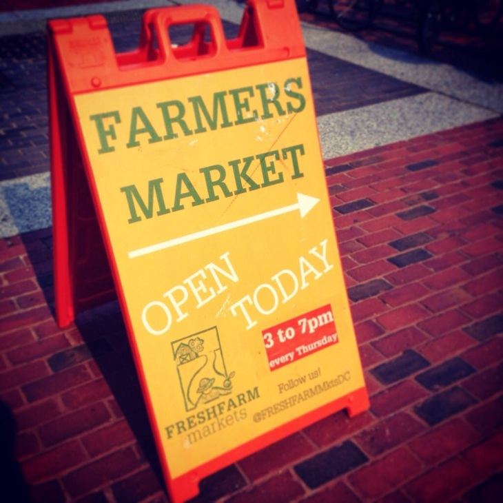 Penn Quarter Fresh Farm Market