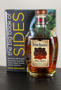Four Roses Bourbon and Rick Rodgers The Big Book of Sides
