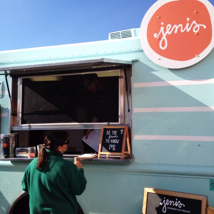 Jenis Ice Cream Truck!