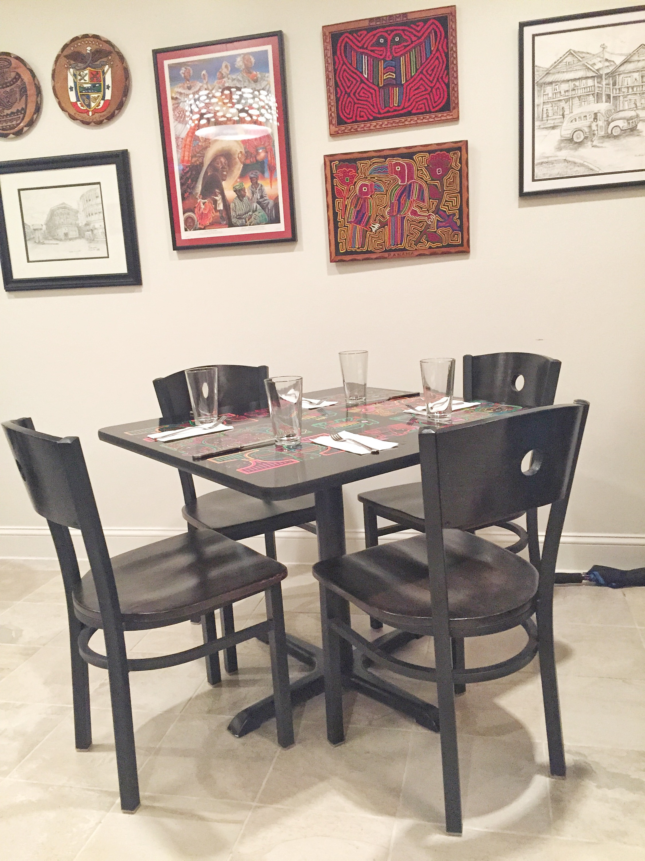 Washington DC Esencias Paname±as–A New Panamanian Restaurant
