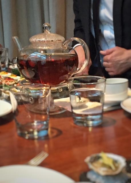 The Tea Cellar at the Park Hyatt Tea
