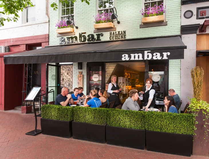 Ambar in Eastern Market (photo credit: Ambar/Goran Kosanovic)